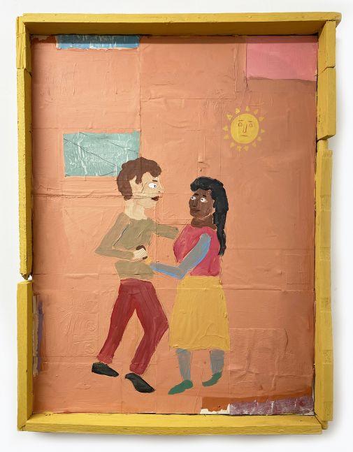 JORDAN SULLIVAN Dancing With My Wife In Quarantine, 2020
