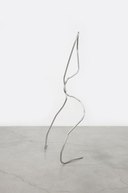 Josh Callaghan, Paperclip Figure, 2020