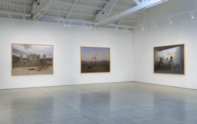 Richard Misrach, installation view