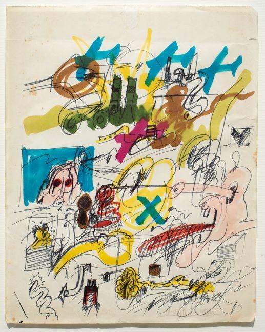 Tex Avery Drawing, c. 1960s
