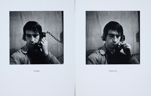 Mistake/Correction, 1975/printed 2011