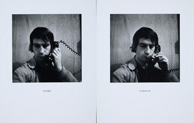 Mistake/Correction, 1975/printed 2011