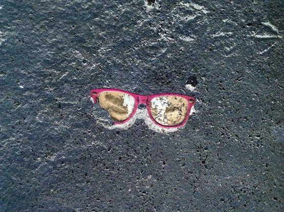 IPS #4626 (Turquoise Sunglasses), 2011