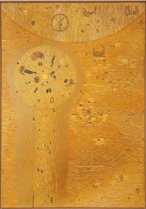Peyote Candle, 1951