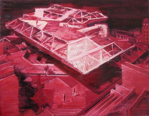 Untitled (Flare), 2006