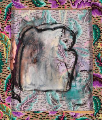 Cassandra MacLeod  Jungle Kitty Toast, 2008