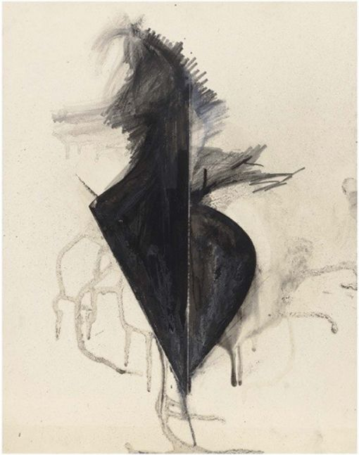 Untitled (Shoetree series), 1977