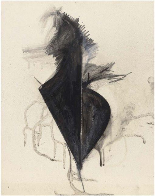 Untitled (Shoetree series), 1977