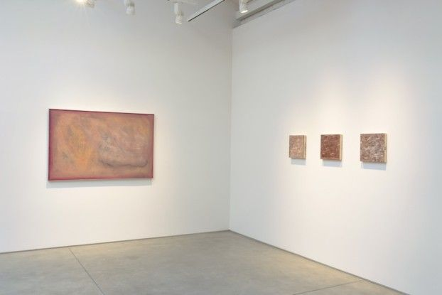 Robert Overby Absence As Presence: Trace, Erasure, Eradication, and Lack, installation view