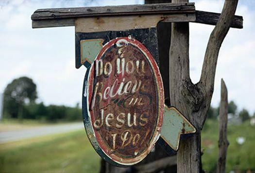 Do You Believe in Jesus, I Do, Stephen Syke's Place, near Aberdeen, Mississippi, 1966
