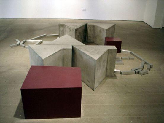 Silent Diagram: Reading #14 + 9A, 2009-10