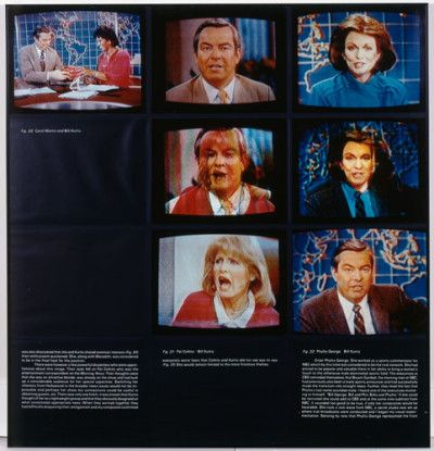 A Case Study in Finding an Appropriate TV Newswoman (A CBS Docudrama in Words and Pictures), 1984