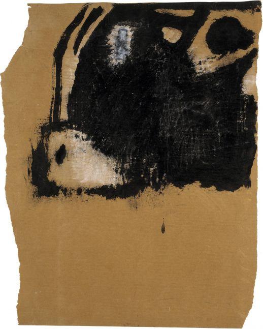Jay DeFeo  Untitled (Paris), 1951