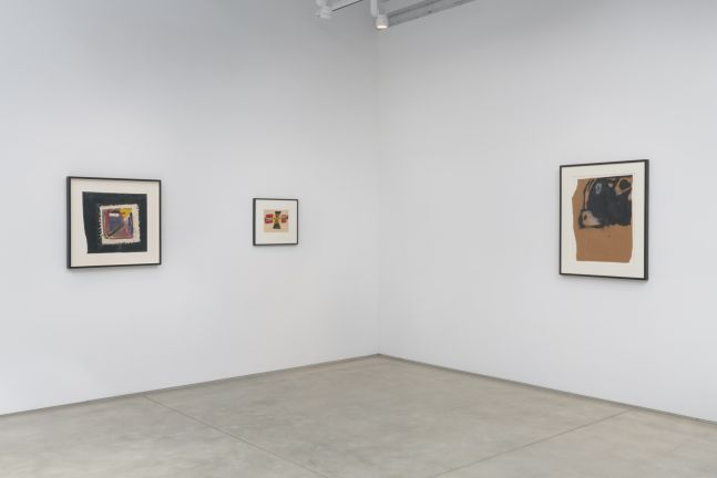 Jay DeFeo The Language of Gesture, installation view