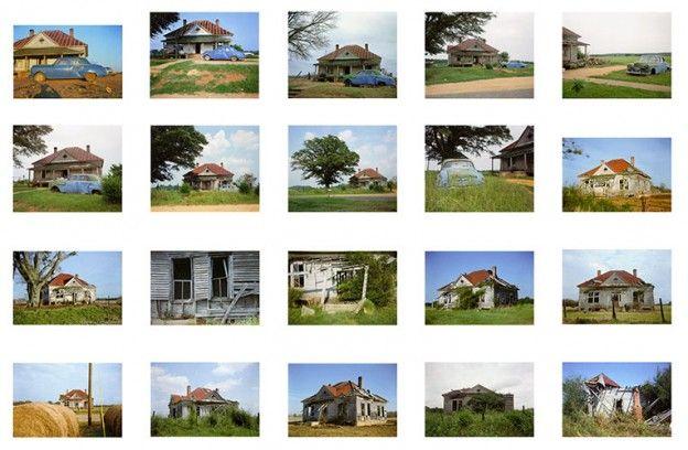 House and Car, Near Akron, Alabama, 1978-2005/2011