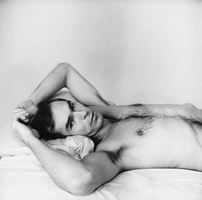 Self-Portrait Lying Down, 1975/2018