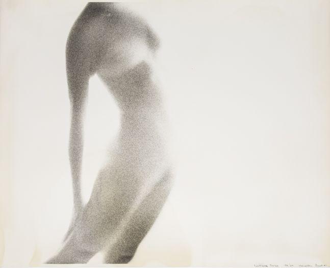 Textured Torso (Proof #1), 1964