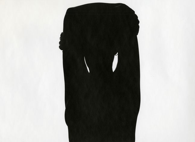 Harry Callahan  Eleanor, Chicago, 1948/printed 1970s