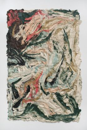 Brie Ruais, Untitled (Area Rug 5x8), 2014