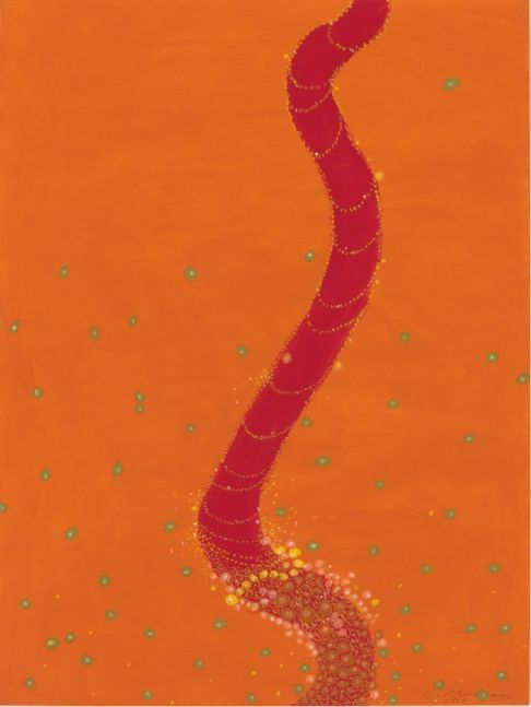 Emblazoned Tail, 1968