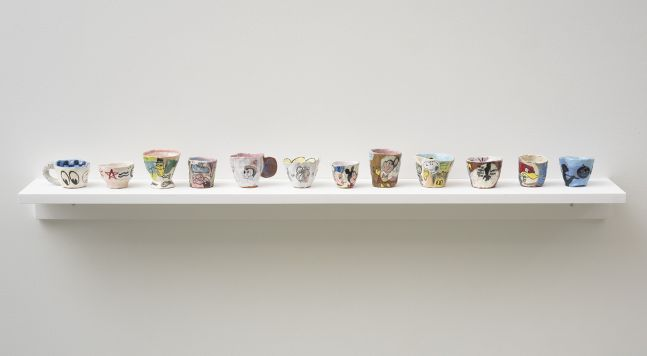 Untitled (Cups), 2015