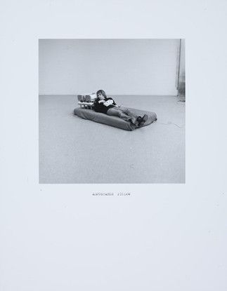 Adjustable Pillow, 1974/printed 2011