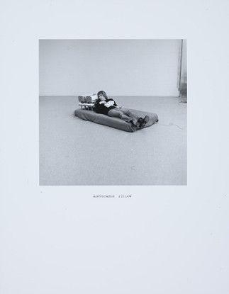 Adjustable Pillow, 1974/printed 2011