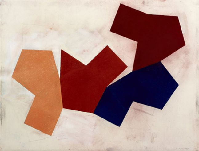Four Shapes, 1973-76