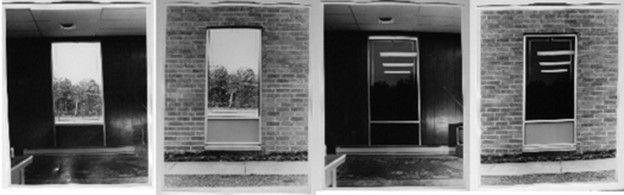 Inside/Outside Permutations, 1973