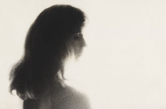 Robert Heinecken  Soft Head (Proof #1), 1964