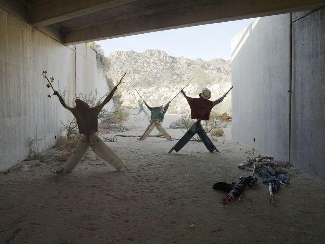 Effigy #7, near Jacumba, California, 2009