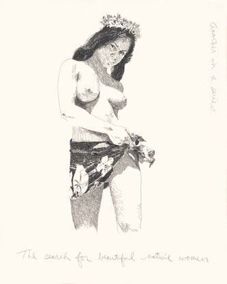 Another In A Series (The Search for Beautiful Native Women), 1979