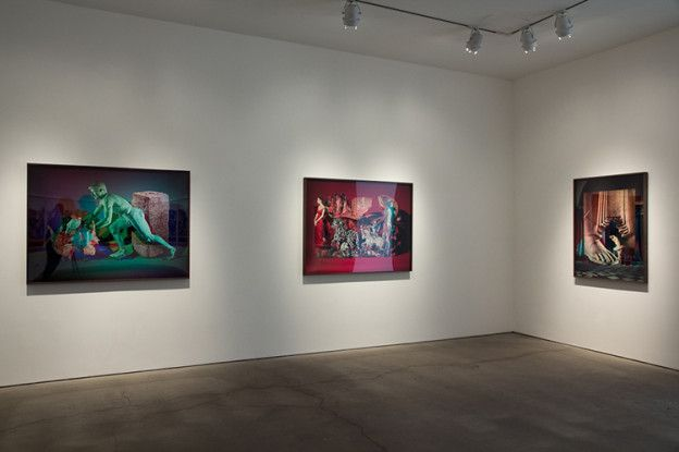 Matt Lipps HORIZON/S, installation view