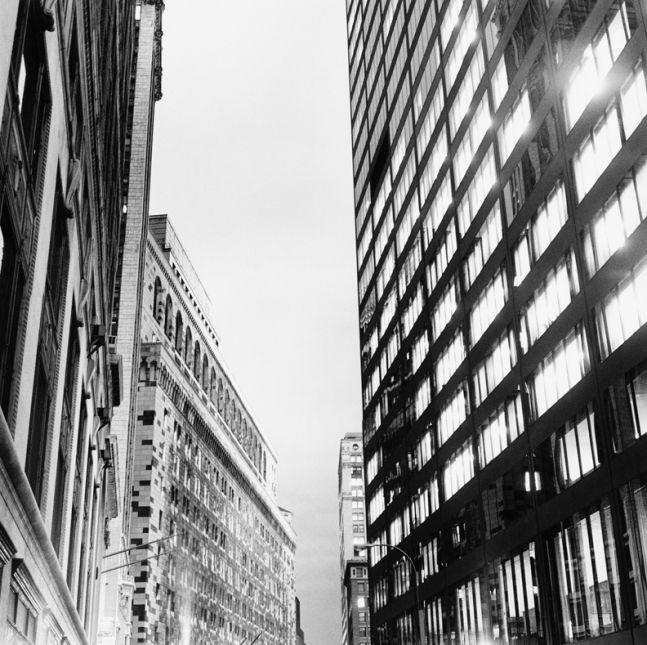 New York Downtown, Night, 1976