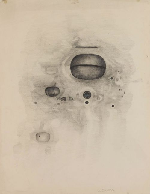 Lee Bontecou, Untitled, 1965
