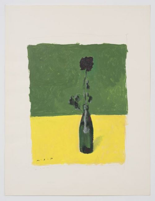 Graduation Rose Still Life, 1978