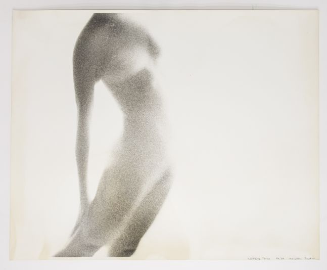 Textured Torso (Proof #1), 1964