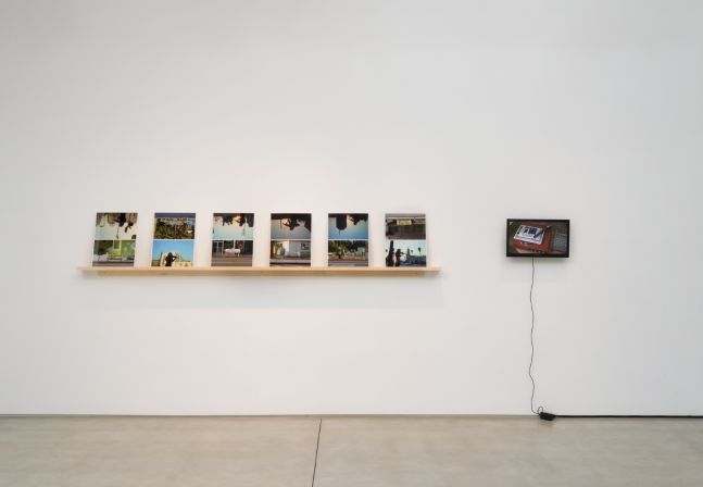 The Rise and Fall of Los Angeles (Photo/Object/Sculpture/Record), 2012