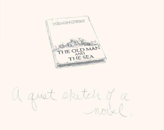 A Quiet Sketch of a Novel, 1975