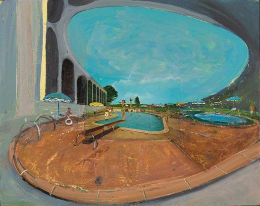 Untitled (pools), 2007