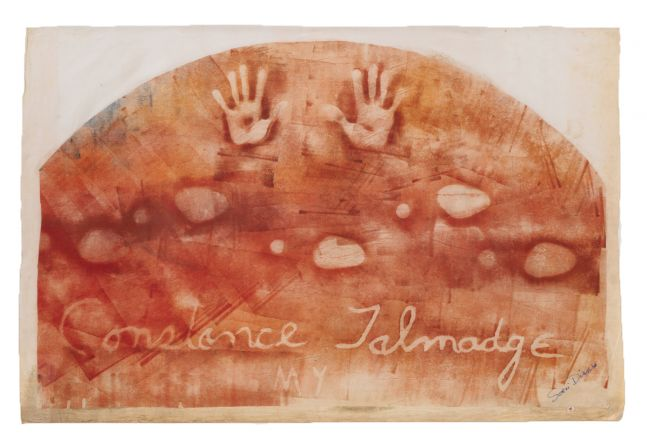 Constance Talmadge, 1955