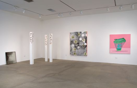Skin Jobs​, installation view