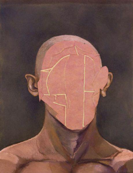 Collage Pastel #9, 1976