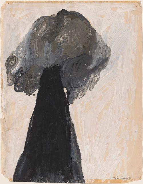 Untitled (Tree series), 1954