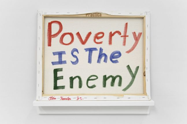 Otis Houston Jr.  The Enemy, 2018