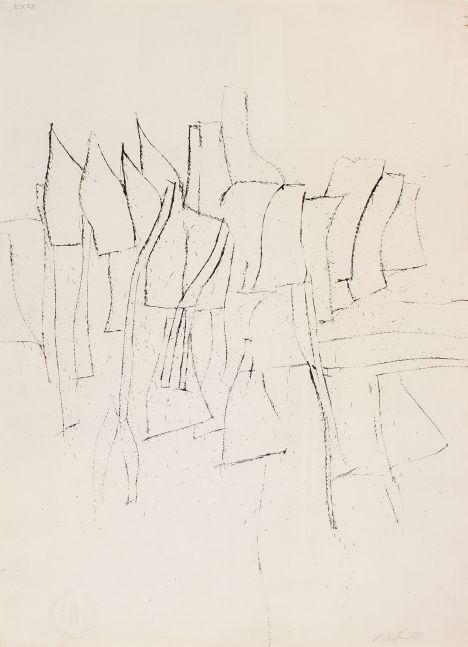 Craig Kauffman Untitled, 1958