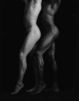 Ken and Tyler, 1985/printed 2004