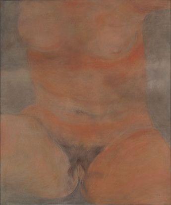 Big Bertha Torso, 1973