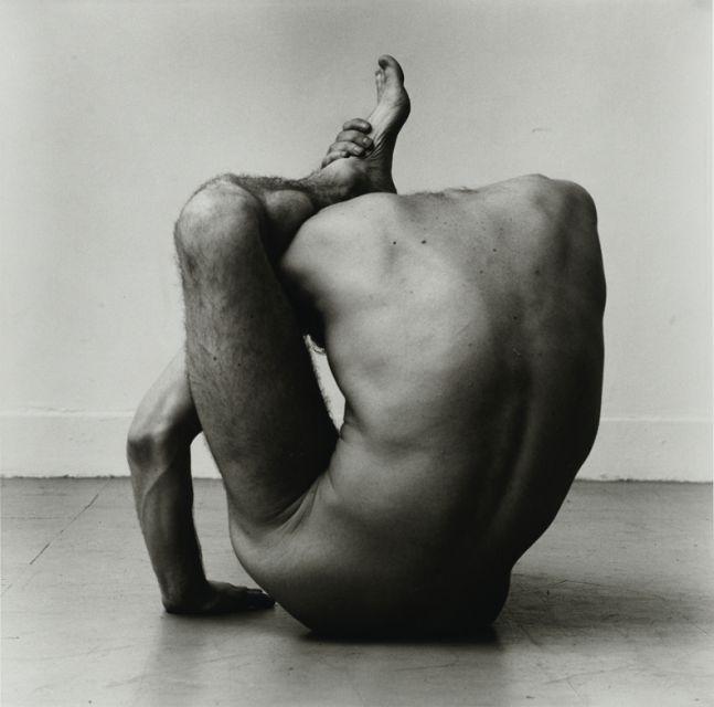 Gary Schneider in Contortion, 1979/2020