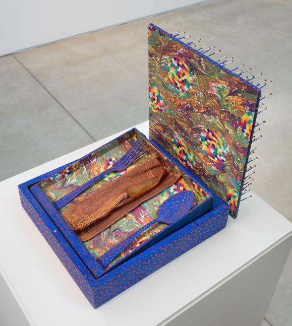 Lucas Samaras, Box #98, 1977